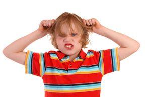 Most children outgrow trichotillomania.