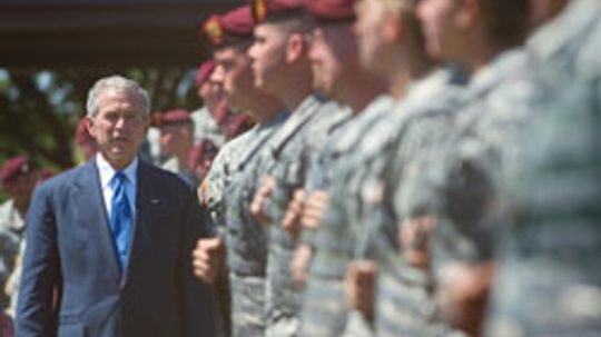 What will the additional 21,000 U.S. troops be doing in Iraq?