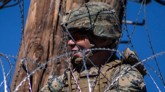 Posse Comitatus: The 140-Year-Old Law That Affects U.S. Troops at the Border