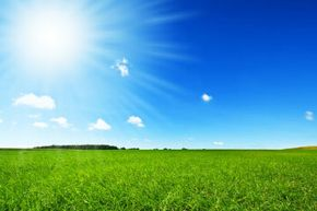 Though too much sun exposure is dangerous, people need some UV radiation to synthesize vitamin D.
