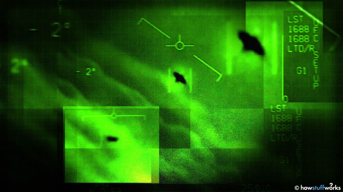 Are Pentagon-confirmed UFOs a National Security Threat?