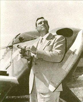 """Although strange aerial phenomena had been sighted for decades, it was Kenneth Arnold's report of """"flying saucers"""" over Mount Rainier, Washington, on June 24, 1947, that brought unidentified flying objects into popular consciousness."""