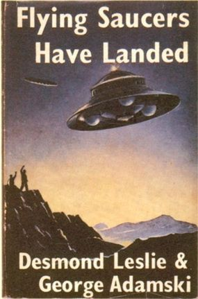 In his first book Adamski told of his conversation with a Venusian in the California desert.