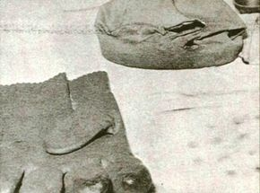 Michalak's cap was burned and his glove melted in a dramatic Manitoba close encounter in 1967.