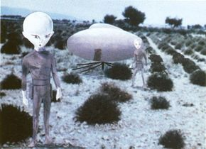 One morning in July 1965 Maurice Masse of Valensole, France, encountered figures and a UFO in a field.