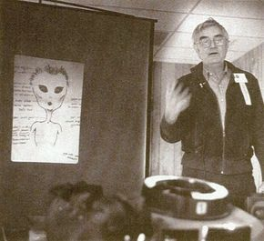 Budd Hopkins has pioneered research in UFO abduction, and investigated the UFO sighting that George O'Barski reported at North Hudson Park.