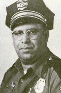New Mexico police officer Lonnie Zamora, witness to a UFO landing.