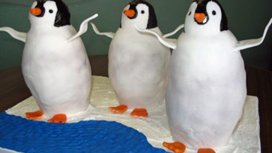 The Ultimate Cake Off Image Gallery