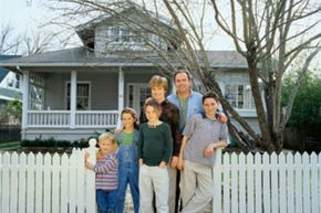 A white picket fence isn't a necessity, but every house needs specific goods to be a home. See more parenting pictures.