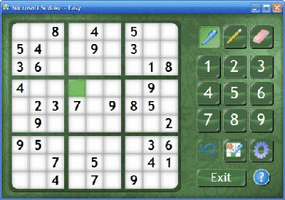 Touch Pack's Sudoku