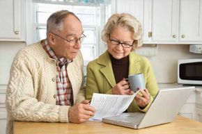 The Pension Benefit Guaranty Corporation is a federal government agency that holds on to unclaimed pension funds.
