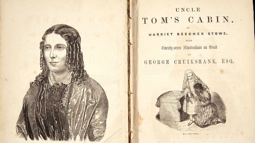 Uncle Tom's Cabin; Harriet Beecher Stowe