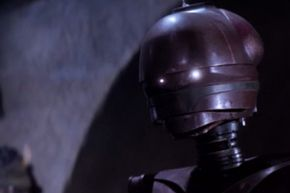 """When EV-9D9 calls R2-D2 """"a feisty little one,"""" you know she's thinking about how much she'd like to break his spirit."""