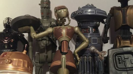 10 Totally Unappreciated 'Star Wars' Droids