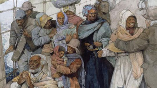 How the Underground Railroad Worked