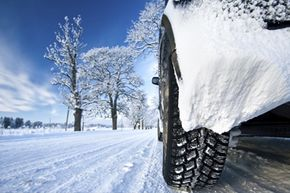 Underinflating your car's tires can give you more traction on snowy roads; but is this a solid strategy, or a tip you can skip?