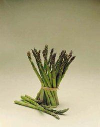 Vegetables stalks are a good, nutritious food that is easy for your child to handle.