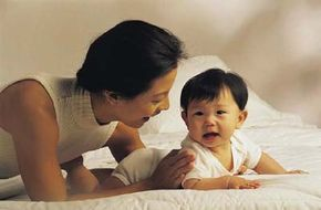 ©2006 Publications International, Ltd. Learning to recognize your face will help your baby feel connected to you.