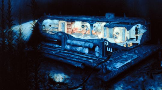 Does the U.S. Military Maintain Secret Underwater Bases?