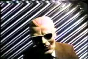 In 1989, an unknown hacker in a Max Headroom mask interrupted transmission on two Chicago TV stations and broadcast some cryptic gibberish.