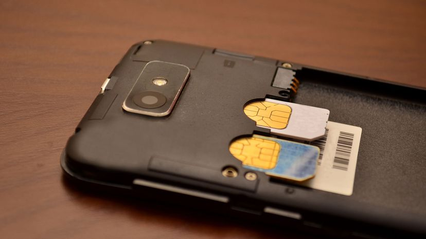 two SIM cards in phone