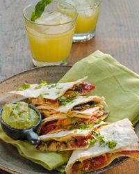 If you do go the way of traditional Mexican food for your tortillas, don't forget the margaritas. Ole!