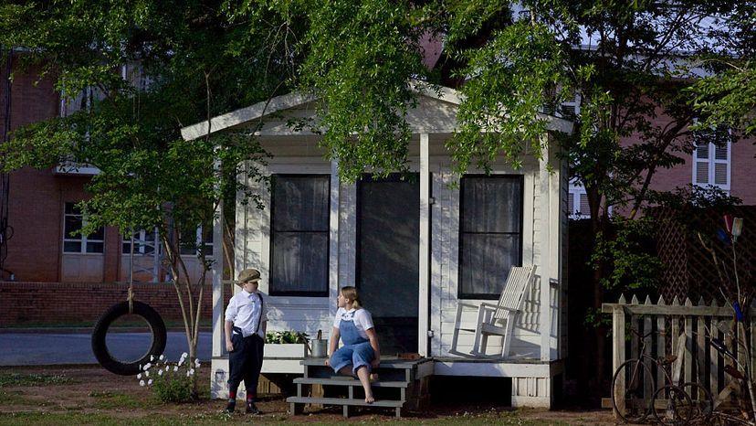 To Kill a Mockingbird play, Alabama