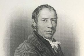 Richard Trevithick was the inventor of the steam locomotive but he failed to profit from it.