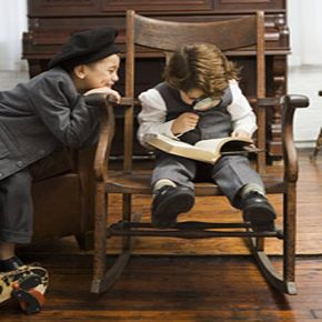 These boy detectives try to figure out how much impact their parents will have on them.
