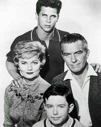 """""""Leave it to Beaver"""" placed an utmost importance on the perfect relationship between June and Ward Cleaver."""