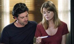 Meredith and Derek's relationship storyline rivals one on a daytime soap.
