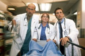 """""""ER"""" made for great TV drama, but the medical science wasn't always on point."""