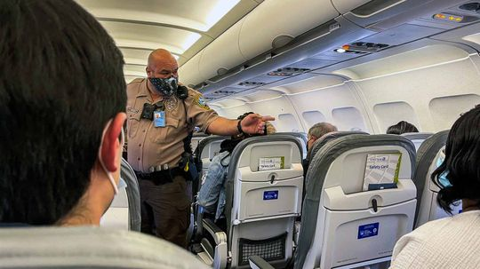 Fight or Flight: Unruly Passengers Have Made Flying Downright Scary