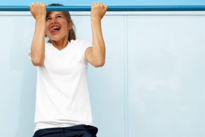 Physiologically, women aren't primed to excel at pull-ups.