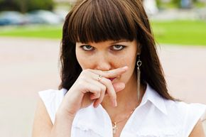 Pressing your finger against your upper lip is one of the best ways to stop a sneeze before it starts.