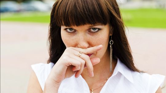 Can pressing your upper lip stifle a sneeze?