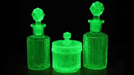 How Uranium Glass Got Its Glow On