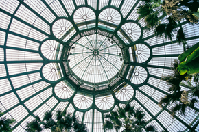 Laeken's aboveground attractions include the beautiful Royal Greenhouse; below ground, however, lies a long-abandoned crypt complex.