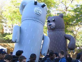ConQwest Minneapolis 2004: Team Big Horn Challenges Team Bear