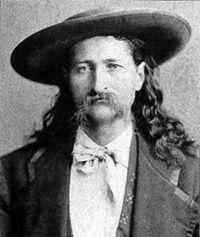 Public Domain Wild Bill Hickok