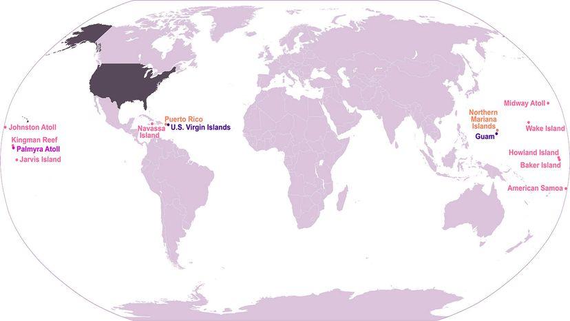 U.S. territories