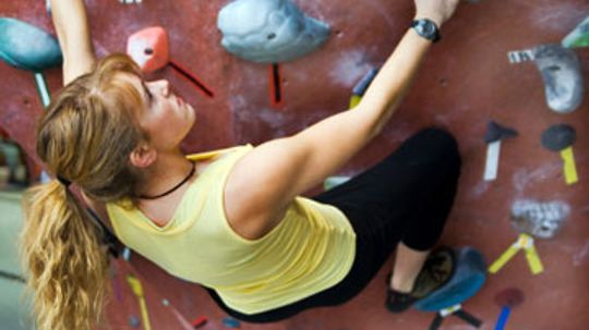 How USA Climbing Works