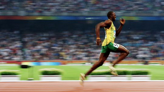 Scientists Discover Something Mind-blowing About How Usain Bolt Runs