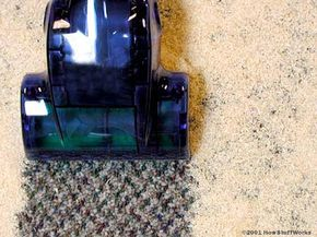 In its 100-year history, the electric vacuum cleaner has become an indispensable home appliance for most people, and it's obvious why. Imagine picking all this sawdust out of the carpet by hand!