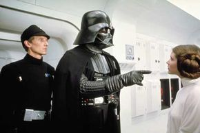 Vader exposes a traitor.