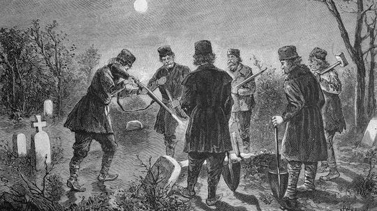 The New England Vampire Panic Was Very Real and Very Deadly