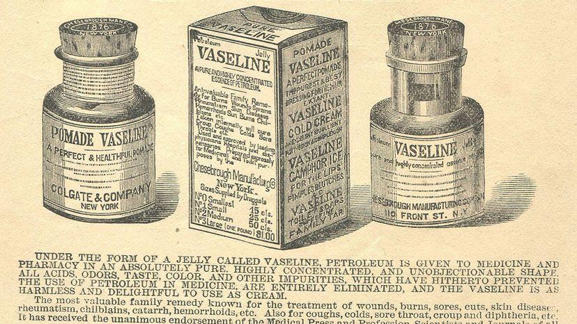 1881 vaseline ad