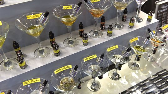 Are Flavored Vaping Liquids Safe?