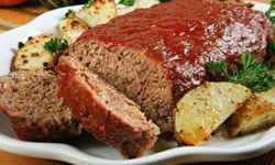 Meatloaf has been around what seems like forever. Maybe it's time to mix it up a bit. See more pictures of comfort foods.