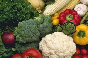 If you eat enough vegetables, you won't have to worry much about how you cook them. See more vegetable pictures.
